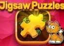 Exotic Cats Jigsaw Puzzle