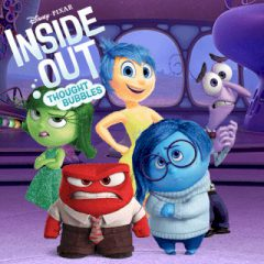 Inside Out: Thought Bubbles – Lite
