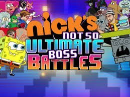 Nick's Not So Ultimate Boss Battles