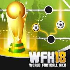 Jogar World Football Kick 2018 Gratis Online