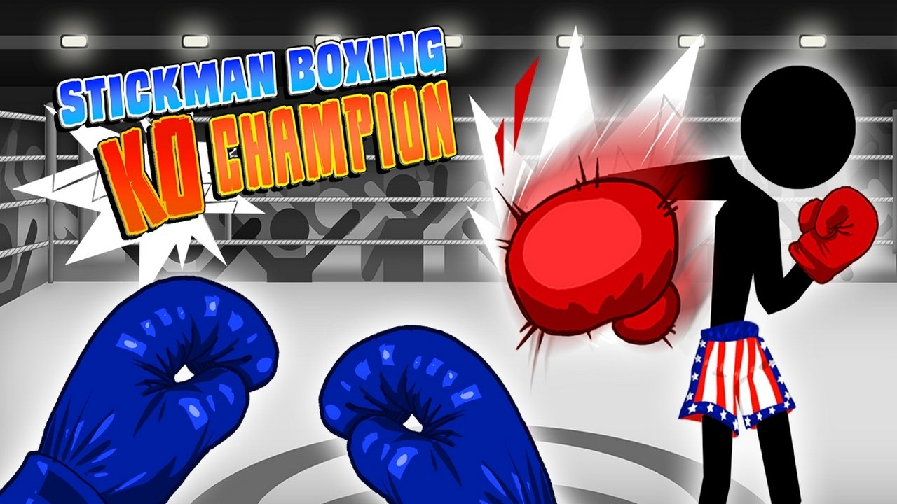 Play STICKMAN BOXING KO CHAMPION