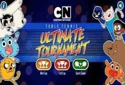 Cartoon Network: Torneio de Tênis de Mesa