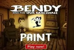 Paint Bendy, Boris e Alice Angel