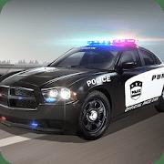 Perseguição carro de polícia
