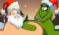 Jogar Luta de Dedão: Natal Gratis Online
