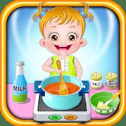 Jogar Baby Hazel Kitchen Time Gratis Online