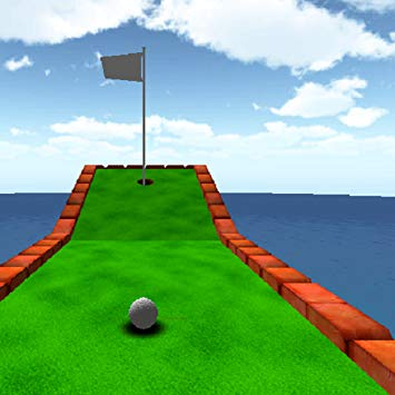 Cartoon Mini Golf 3D