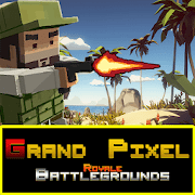 Grand Pixel Royale Battlegrounds