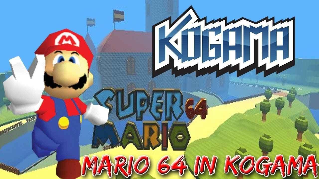 Kogama: Super Mario N-64