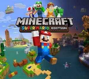 Minecraft Mario Edition