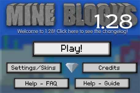 Mine blocks 1.28