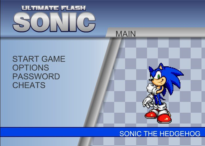 Ultimate Flash Sonic Hacked