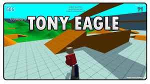 Tony Eagle: Amateur Skateboarding