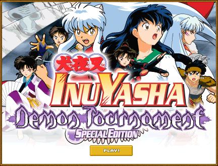 Play Inuyasha Demon Tournament