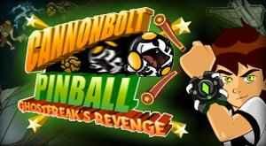 Play Cannonbolt Pinball: Ghostfreak's Revenge