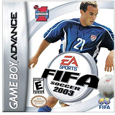 Jogar FIFA Soccer 2003 – GBA Gratis Online