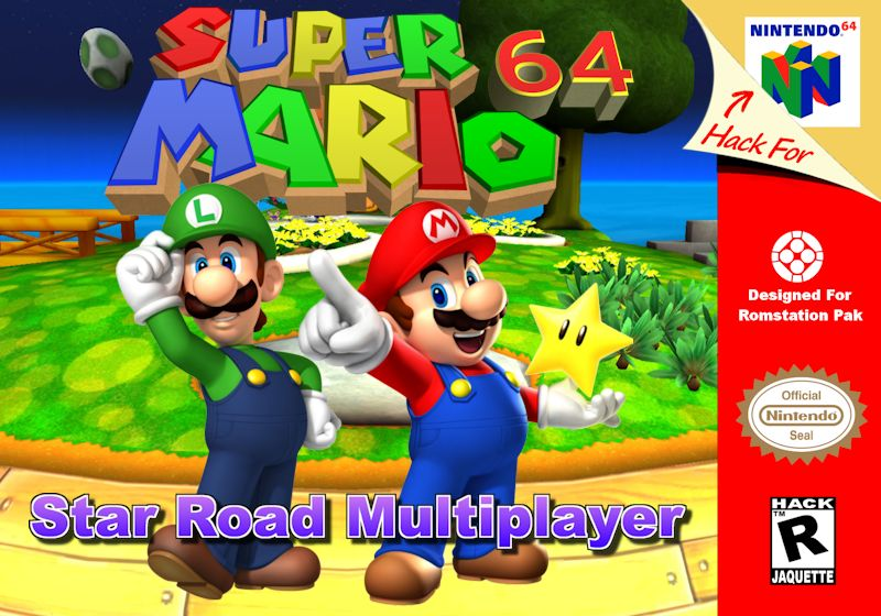 Super Mario Multiplayer