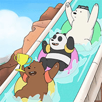 We Bare Bears Beary Rapids