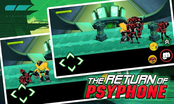 Ben 10 Omniverse – O Retorno de Psyphon