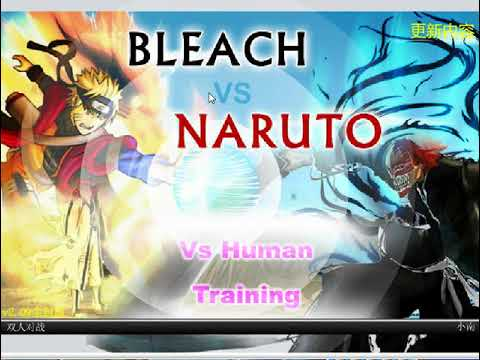 Bleach vs Naruto 2.09 Close