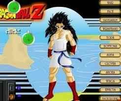 Dragon Ball Z Kai Creator – Criar Personagem
