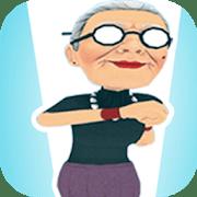 Granny Running: Angry Run