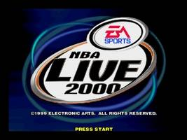 Jogar NBA Live 2000  N64 Gratis Online