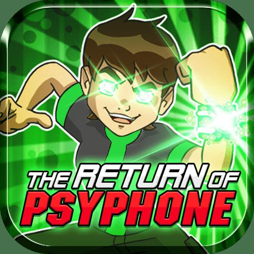 Retorno de Alienígena Psyphon – Luta Alienígena Ben 10