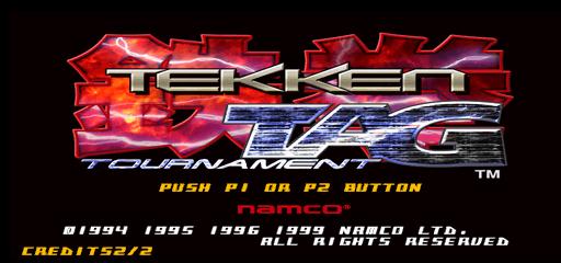Tekken Tag Tournament (US, TEG3-VER.C1)