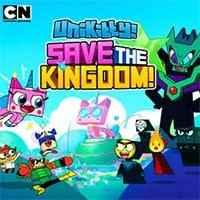Play Unikitty Save the Kingdom