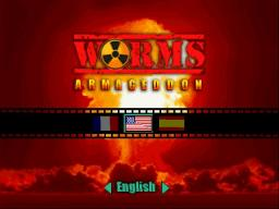 Worms – Armageddon  N64