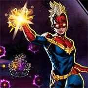 Play Captain Marvel: Galactic Flight