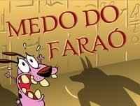 Coragem, o Cão Covarde | Medo do Faraó | Cartoon Network