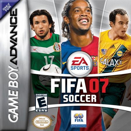 FIFA Soccer 07 – GBA