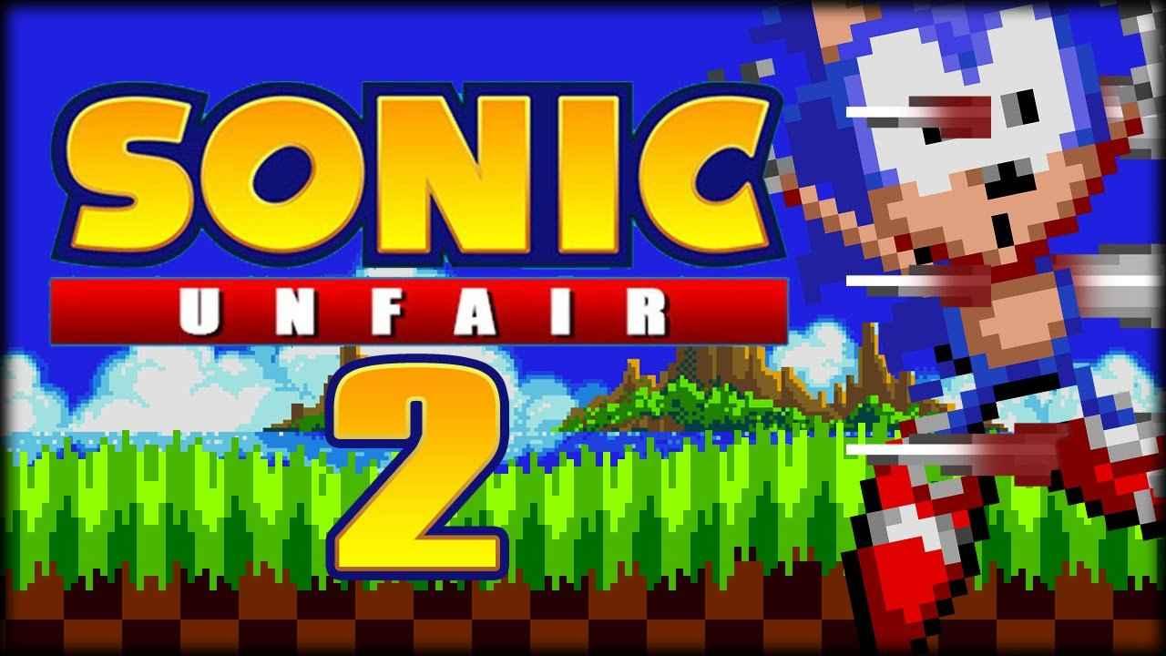 Sonic Unfair 2