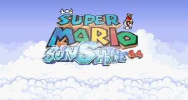 Super Mario Sunshine 64