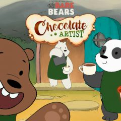 We Bare Bears Chocolate Artist