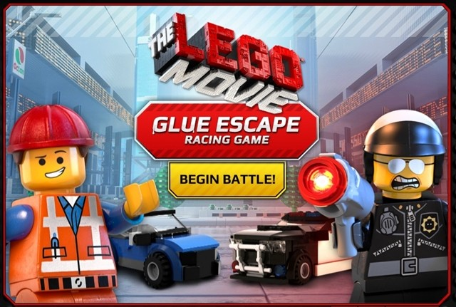 Glue Escape Racing Game