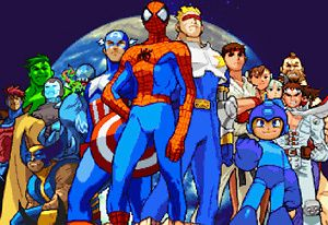 Jogar Marvel vs Capcom: Clash of Super Heroes Gratis Online