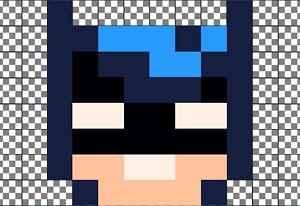 Draw Pixels Heroes