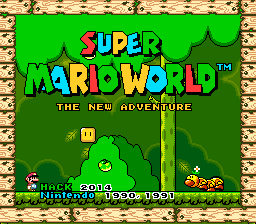 Super Mario World – The New Adventure Deluxe