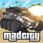 Roblox: Mad City TANKS