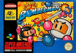 Super Bomberman 1