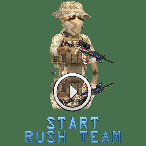 Jogar Official Rush Team Free FPS Multiplayer Website Gratis Online