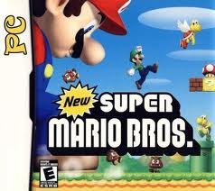 New Super Mario Bros  no PC