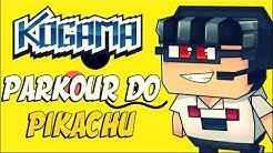 Kogama: Parkour no Pikachu