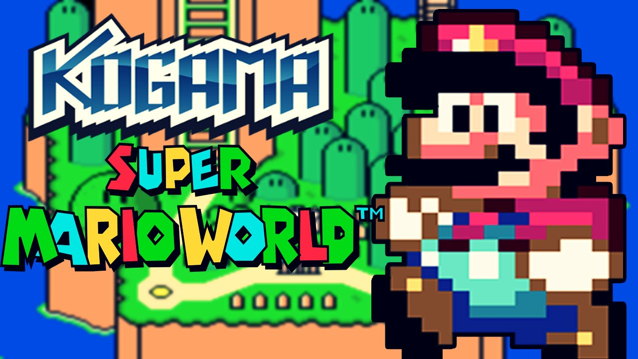 Kogama – Super Mario Kogama World