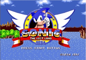Sonic – The Lost Land