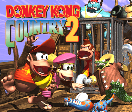 Donkey Kong Country 2 – Diddy's Kong Quest
