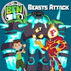 Ben 10 Beasts Attack